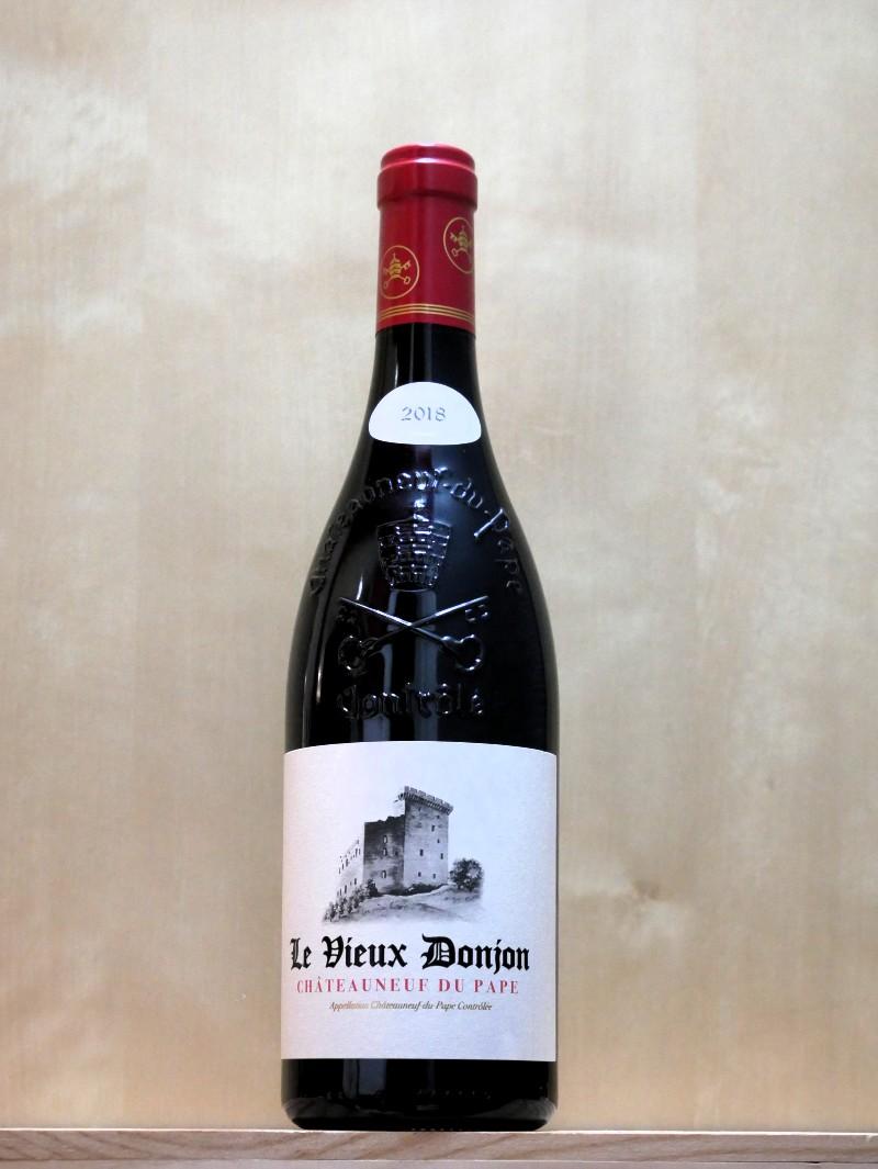 Accord Mets Vins - Quels Vins avec un dessert au chocolat - LE Vieux Donjon, Michel Lucien.